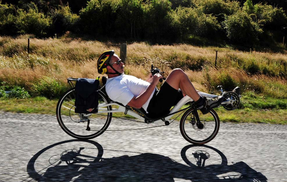 Recumbent Bike Benefits