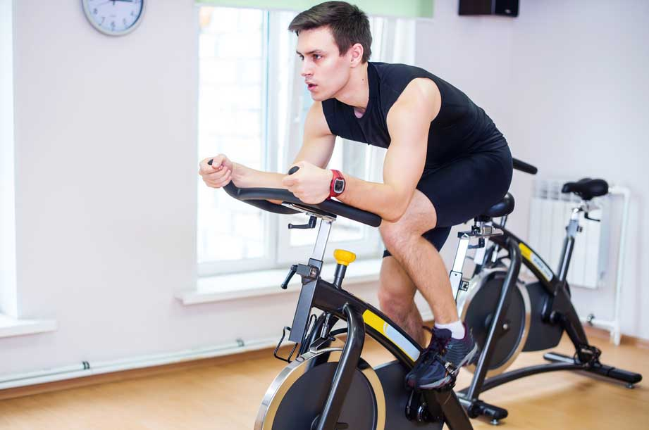 Benefits of Riding a Stationary Bike